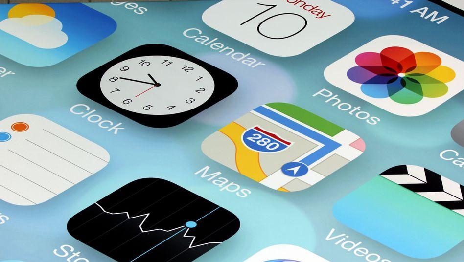 iPhone-Apps: Gezielte Kontrolle für risikoreiche Anwendungen