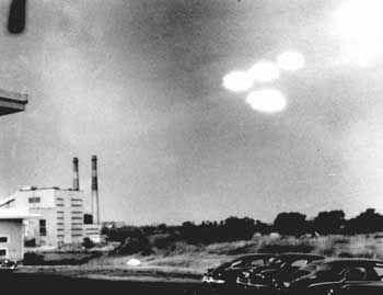 Ufo-Foto der US-Küstenwache von 1952: Gibt es intelligentes Leben auf der Erde?