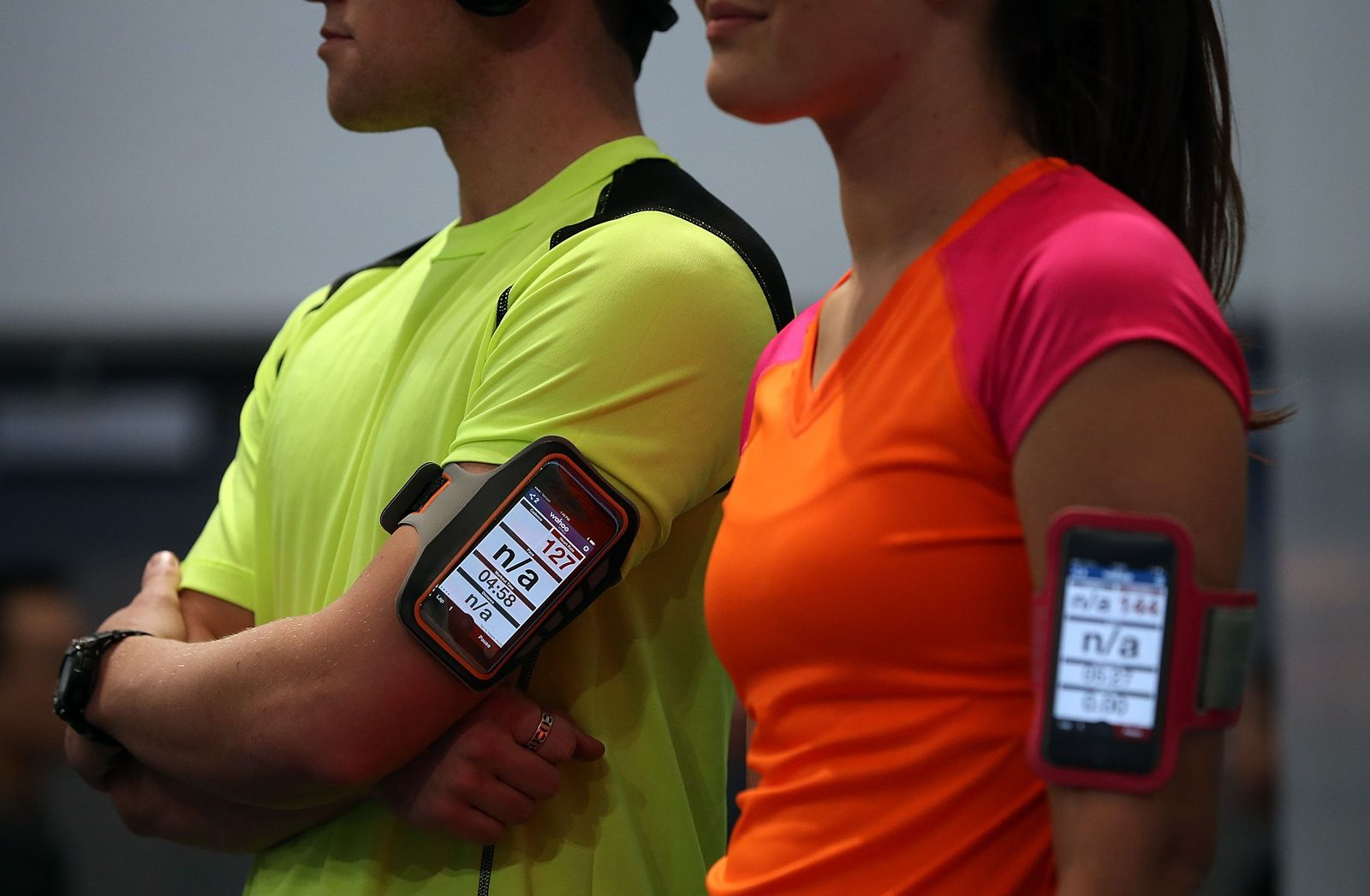 Fitness / Laufen / Smartphone
