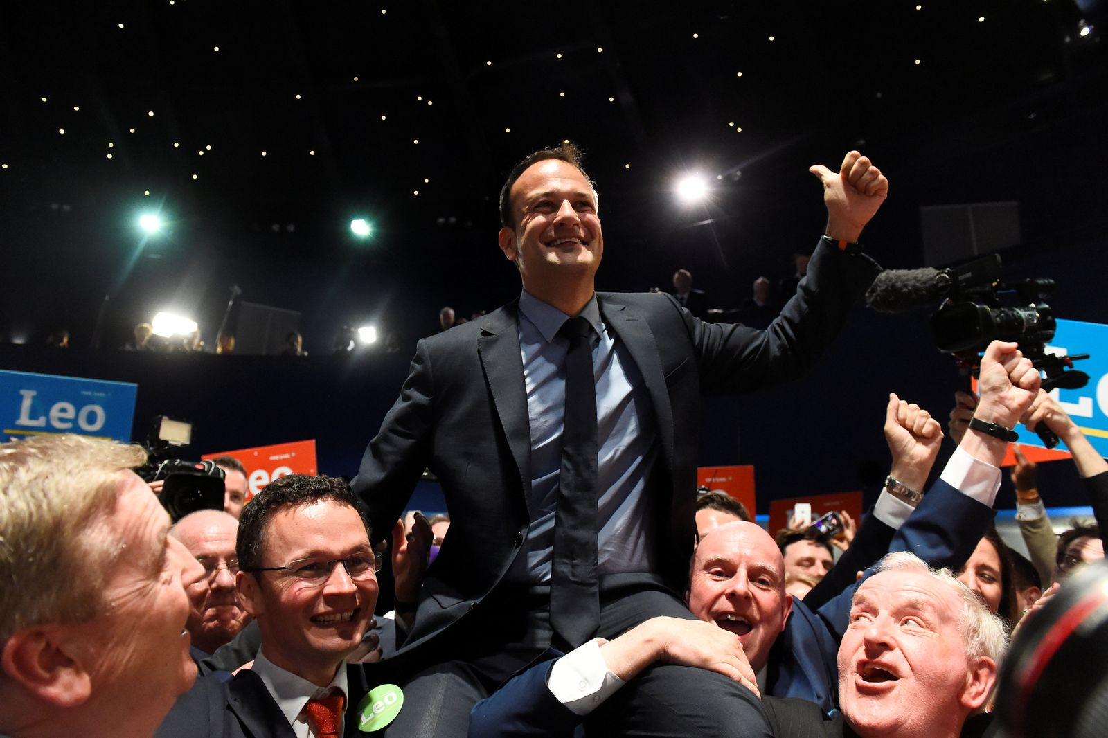 IRELAND-POLITICS/