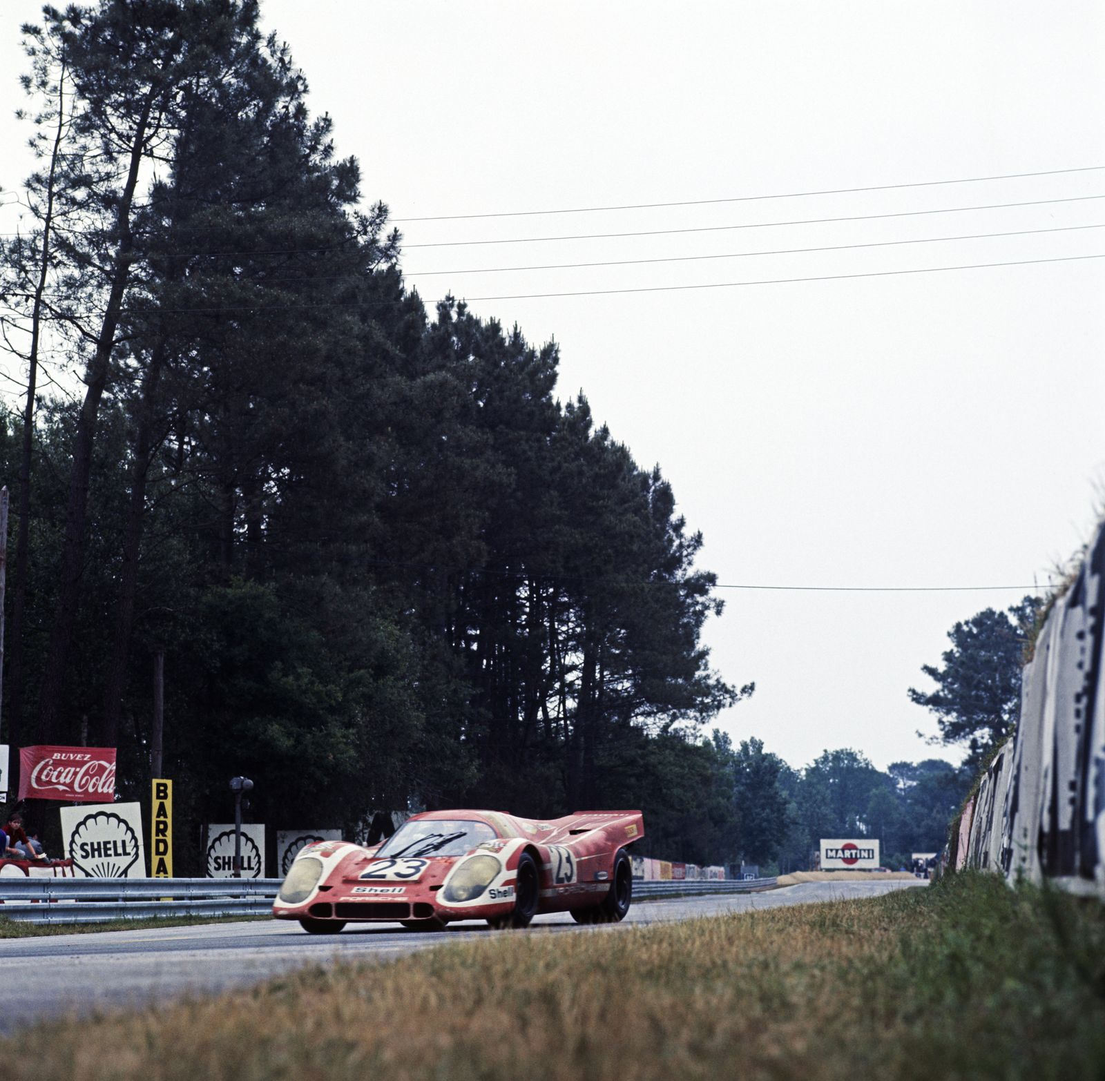 Fotos Le Mans 1970