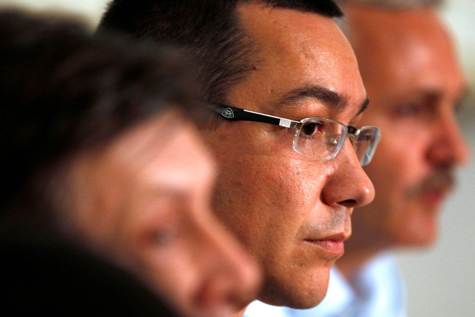 Victor Ponta Rumänien