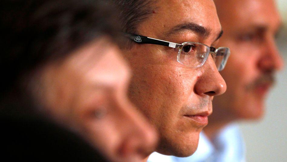 Victor Ponta: 115 von 297 Seiten ohne Quellenangabe