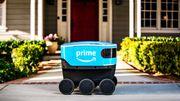 Amazon entwickelt Lieferroboter in Finnland
