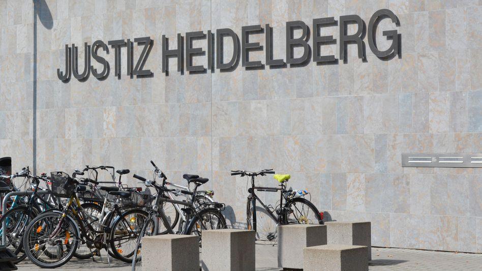 Justizzentrum Heidelberg (Archivbild)