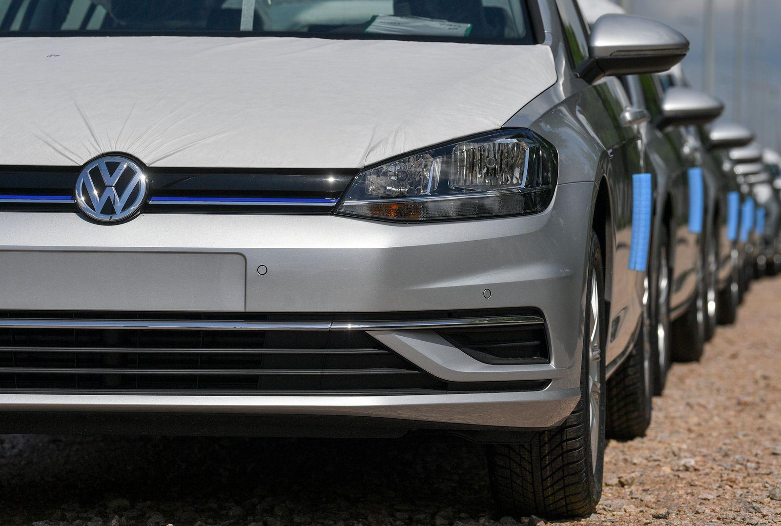 Deutschlands häufigste Autos