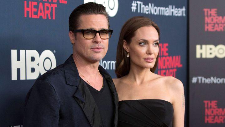 Angelina Jolie und Brad Pitt: Streit um viel Geld
