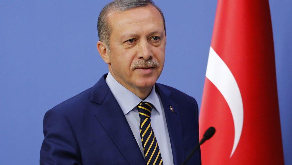 Türkischer Ministerpräsident Erdogan: Immer neue Korruptionsvorwürfe