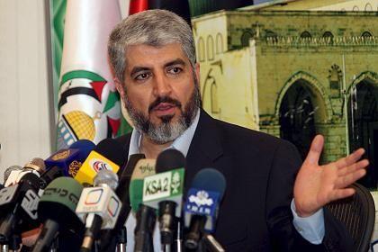 Hamas-Führer Chaled Maschaal: Waffenstillstand als Taktik im Kampf
