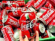 Coca-Cola-Dosen: Bilder beeinflussen Geschmack