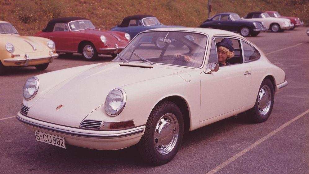 50 Jahre 911: Dieses lackierte Objekt der Begierde