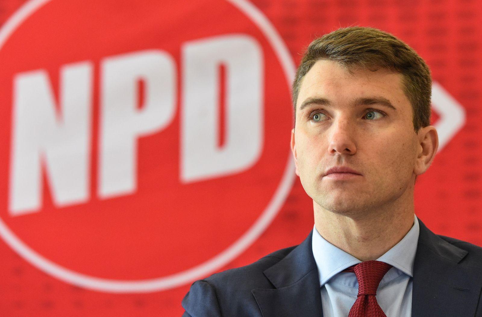 NPD Weinheim / Frank Franz