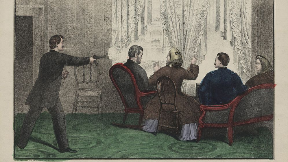 Attentat auf Abraham Lincoln: Mord im Theater