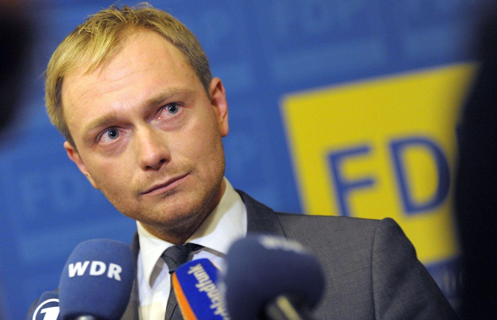 Lindner soll FDP in die Landtagswahl in NRW führen