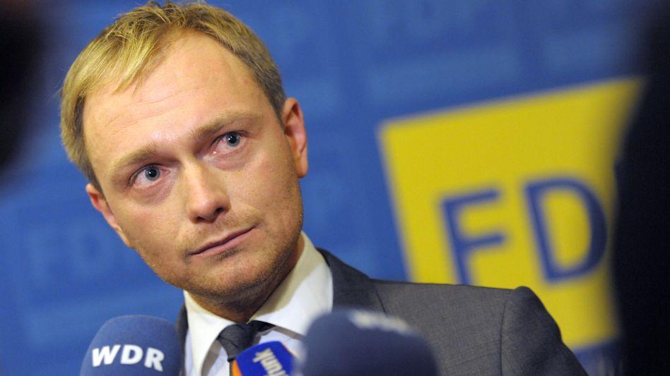 Ex-FDP-General Lindner: Nach Blitz-Comeback wieder Hoffnungsträger