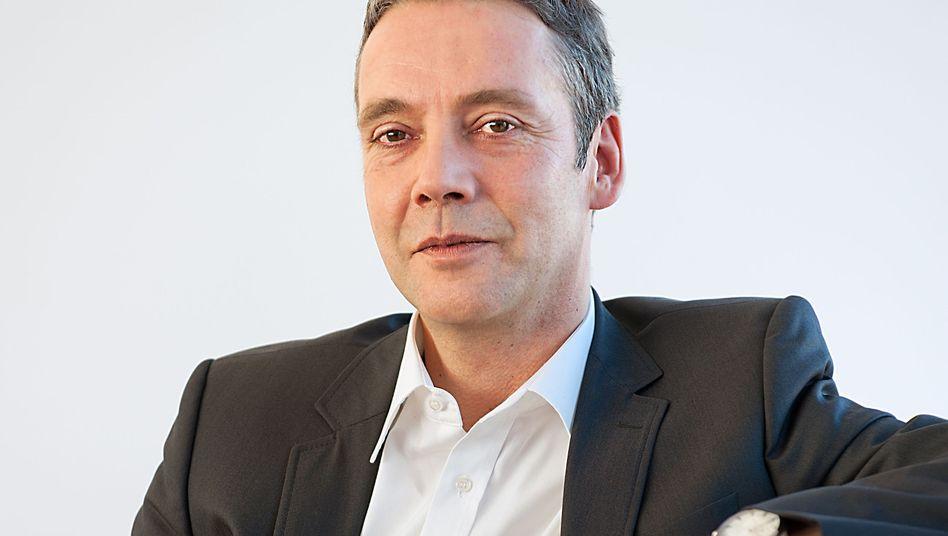 Thomas Hass: Neuer Geschäftsführer