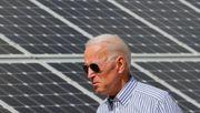 Wie Biden die USA zum Klima-Champion machen will