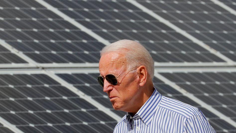 Der neue US-Präsident Biden will die USA zum Klimavorreiter machen