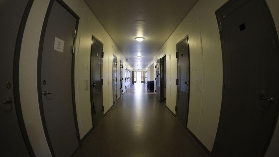 Schwedisches Gefängnis (Symbolbild): Verbot der Isolierung von Kindern gefordert