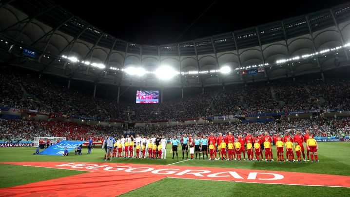 Englands Sieg gegen Tunesien: Kane sei Dank