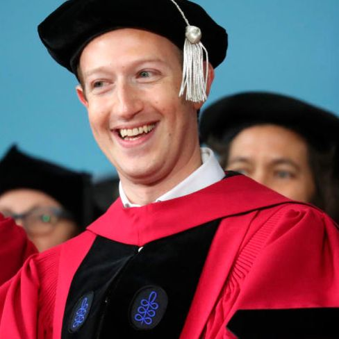 Facebook-Gründer Mark Zuckerberg, 2017