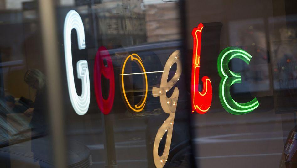 Google-Zentrale in New York: EU-Kommission untersucht Wettbewerbsverzerrungen