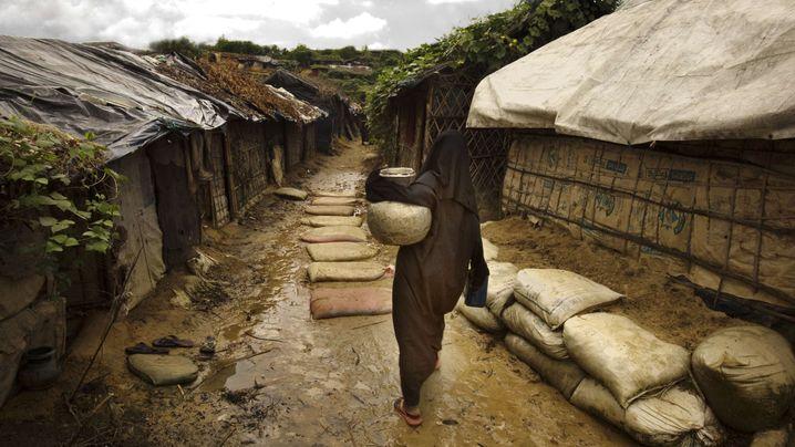Rohingya: Volk ohne Land