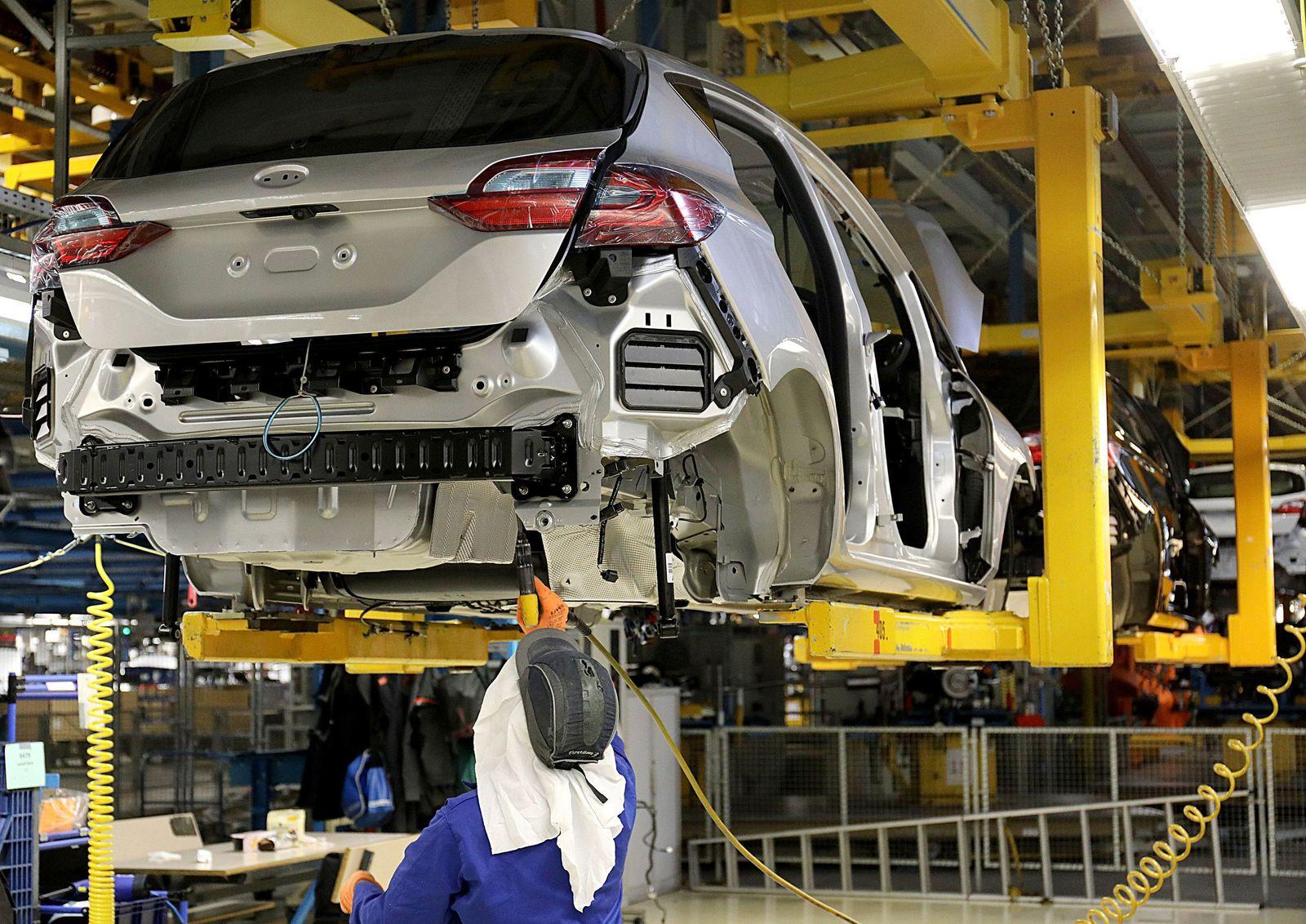 Ford / Produktion Saarlouis