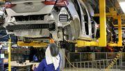 Ford stoppt Teile der Produktion