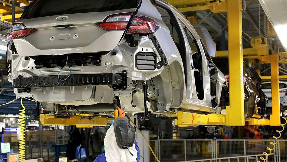 Ford-Produktionsstandort Saarlouis