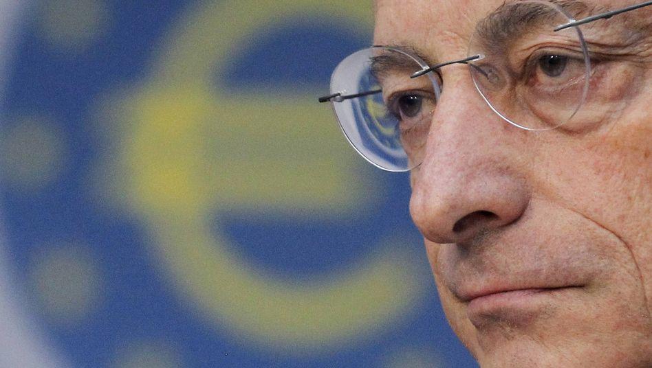 "ECB President Mario Draghi has pledged to do ""whatever it takes to preserve the euro."""