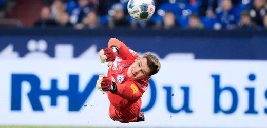 Torhüter beim DFB: Alexander Nübel steht für ein größeres Problem