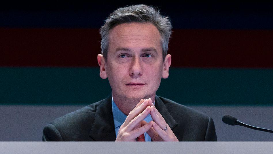 Jean-Sébastien Jacques: Demnächst nicht mehr Chef von Rio Tinto