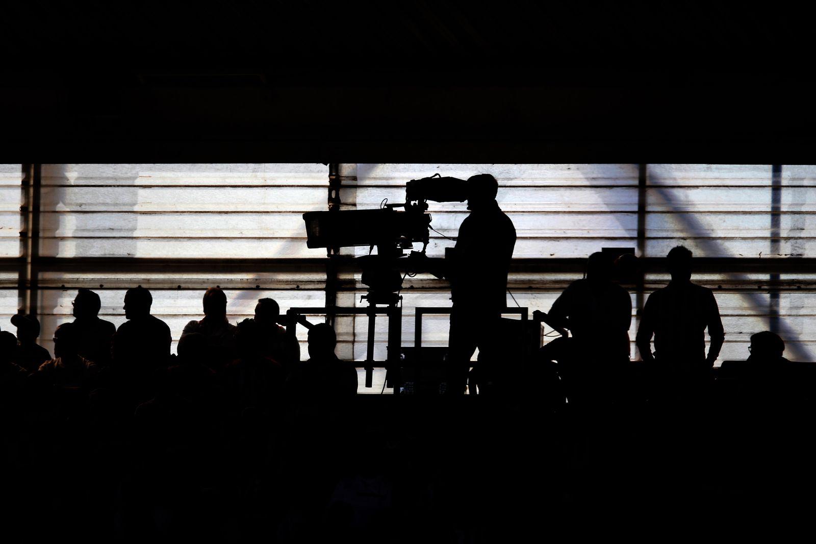 TV/ Kameramann/ Crew