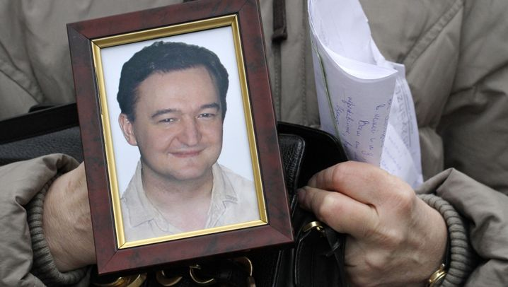 Sergej Magnitzki: Tod in der Obhut des Staates