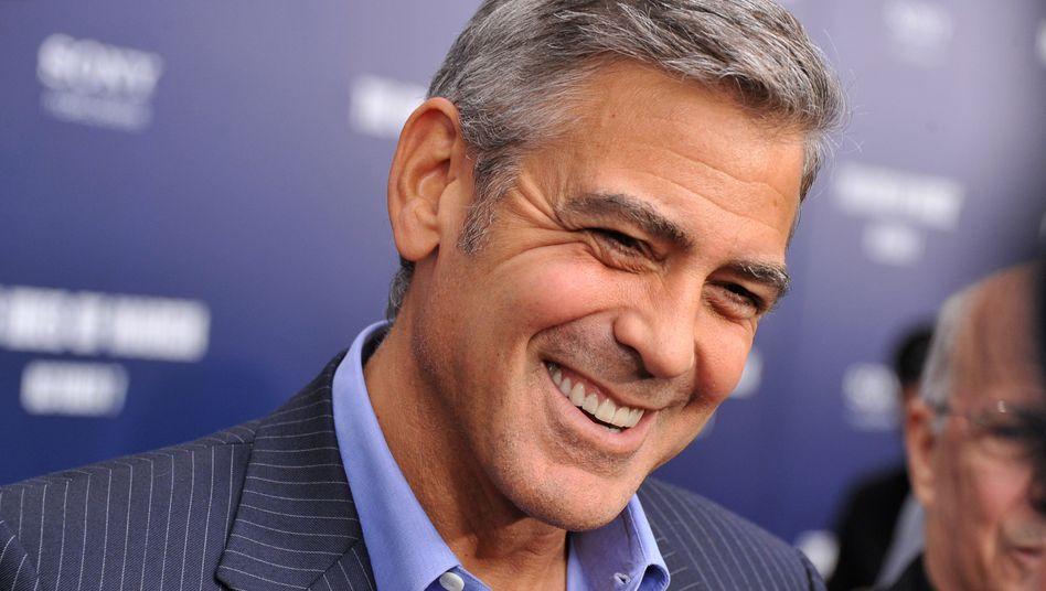 George Clooney: Schauspieler und Vater von Zwillingen