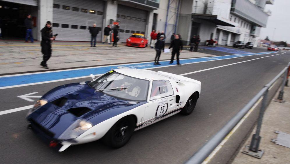 Legendärer Le-Mans-Rennwagen GT40: Rache an Ferrari