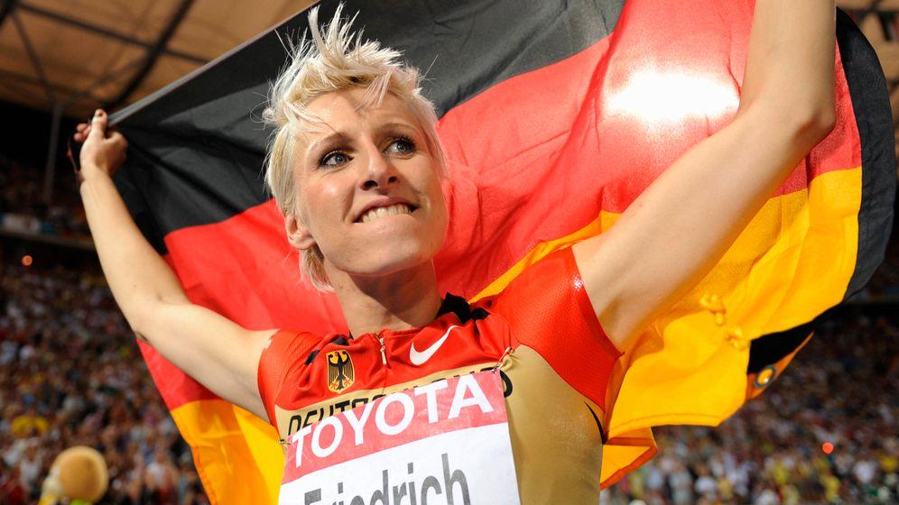 Deutsche WM-Bilanz: Versilbergoldete Bronzezeit