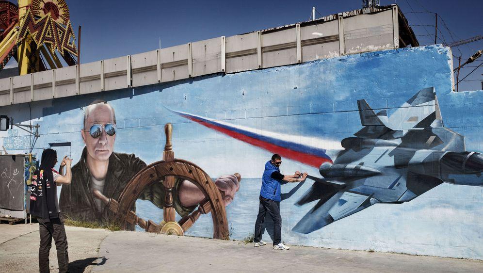 Photo Gallery: Crimea in Russian Hands