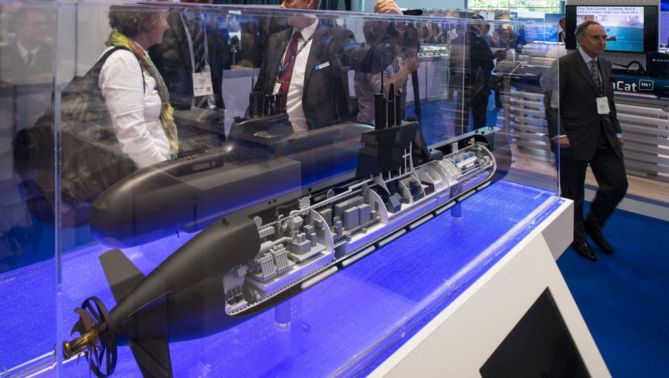 U-Boot-Modelle von Atlas Elektronik