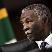 """Südafrikas Staatschef Mbeki: """"Nein, eine Krise gibt es nicht"""""""