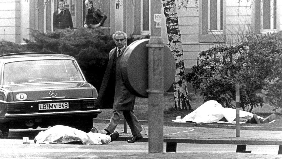 Mord an Buback im April 1977: Wer schoss vom Motorrad aus?
