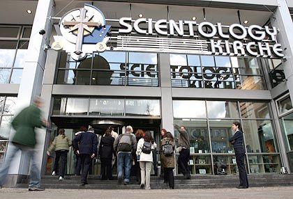 Scientology-Zentrum in Berlin: Die Innenminister halten die Ziele der Organisation für unvereinbar mit dem Grundgesetz