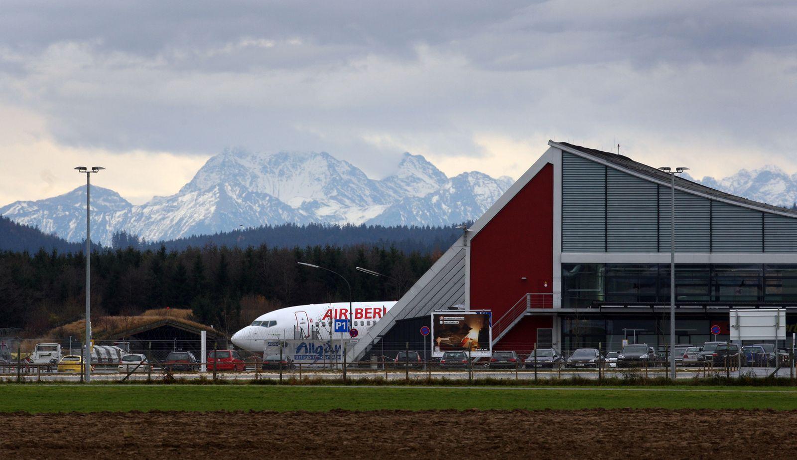 KaSP Allgäu Airport - Bayerns drittgrößter Verkehrsflughafen