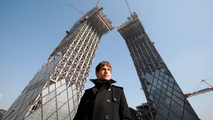 Stararchitekt Ole Scheeren: Turmbau gegen Babel