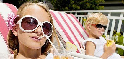 Gehätschelte Kinder in der Freizeit: Nie gab es so wenige, und nie war die Sorge um sie so groß