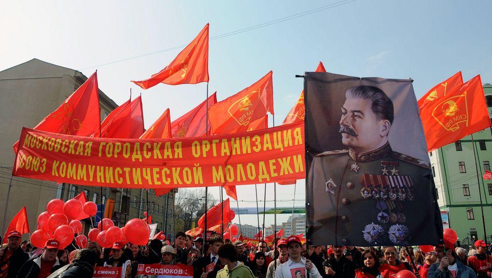 Stalin-Opfer: Bis das Fleisch vom Knochen fiel