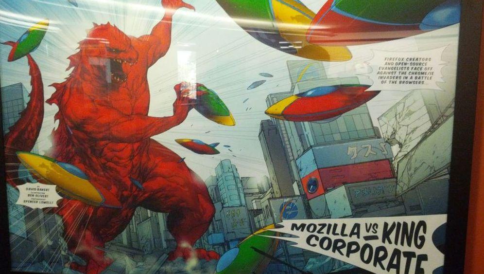 Firefox als Plattform: Mozillas Universal-Login für Websites