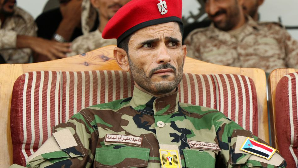 Sein gewaltsamer Tod hat die Kämpfe ausgelöst: Milizenführer Munir al-Jafi wurde bei einem Aufmarsch seiner Truppe durch eine Explosion getötet