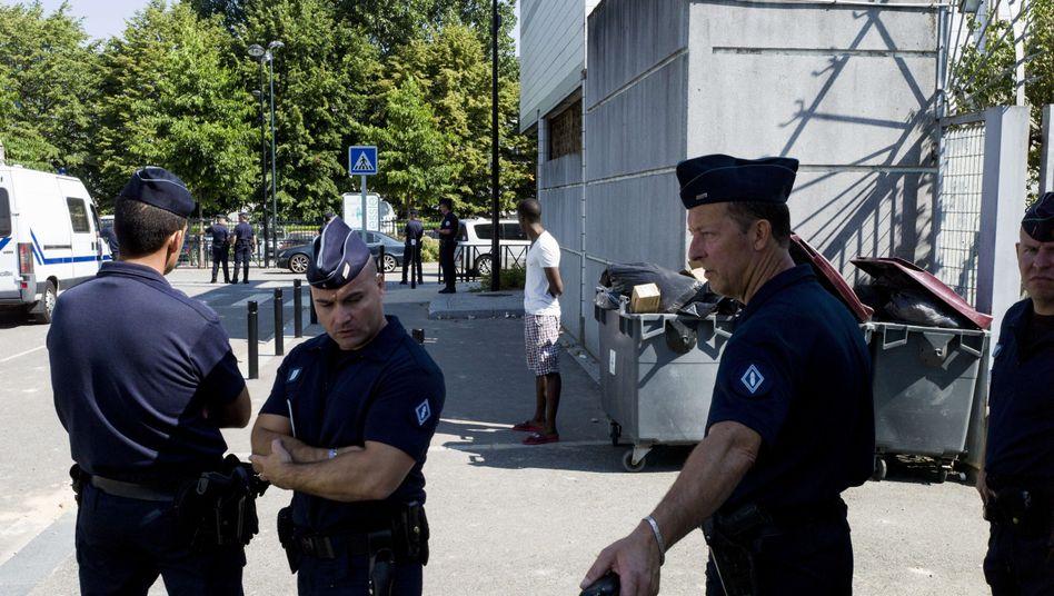 """Polizisten in Trappes: """"Das Gesetz gilt für jedermann"""""""
